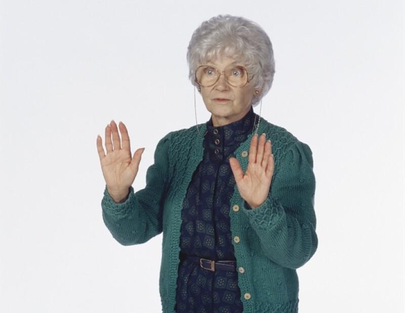 Sophia Petrillo es interpretada por Estelle Getty.