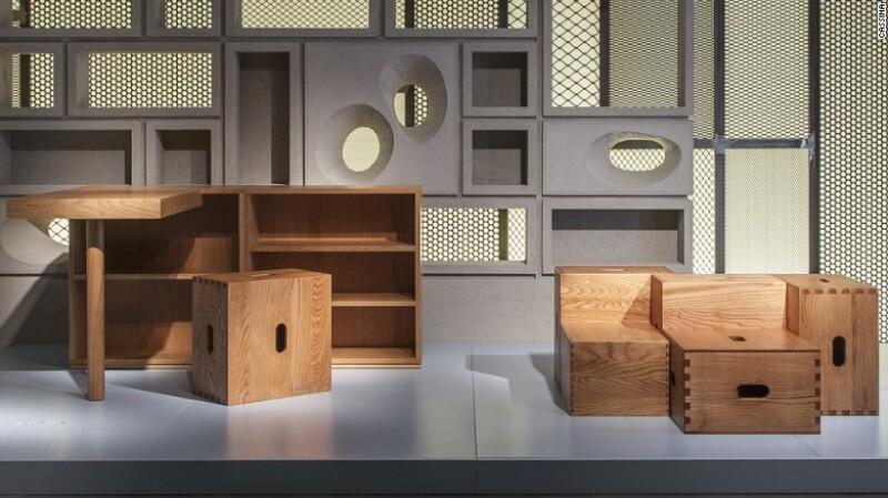 LC16 de Le Corbusier,
