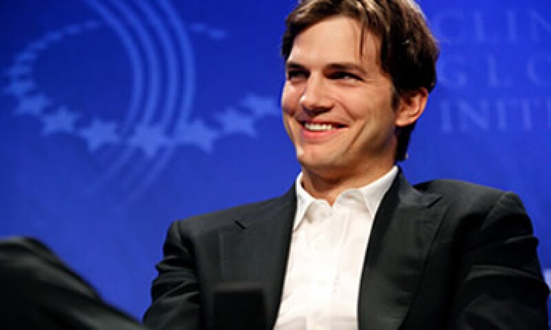 El personaje de Kutcher se llama Walden Schmidt, y comenzarán a rodar la serie el viernes. (Foto: Reuters)