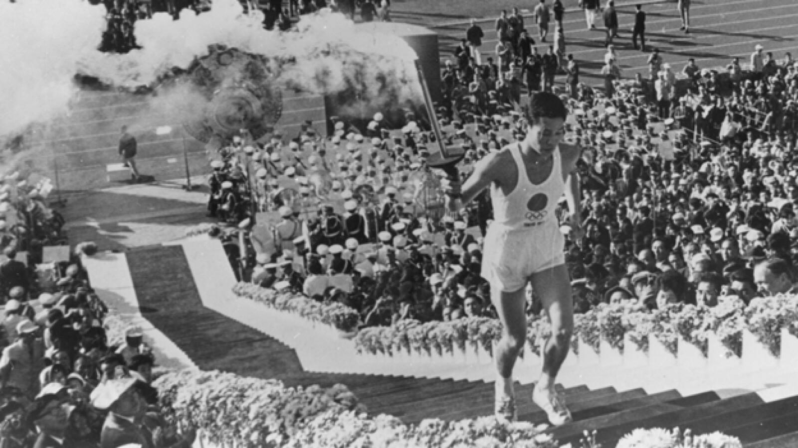 juegos, japon, olimpicos, 1964