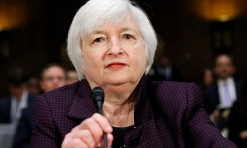 Janet Yellen dijo que retrasar el endurecimiento monetario podría sobrecalentar a la economía.  (Foto: Reuters )