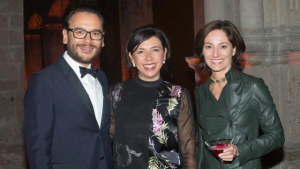 Héctor Pardo,Laura Manzo,Sandra Chollet