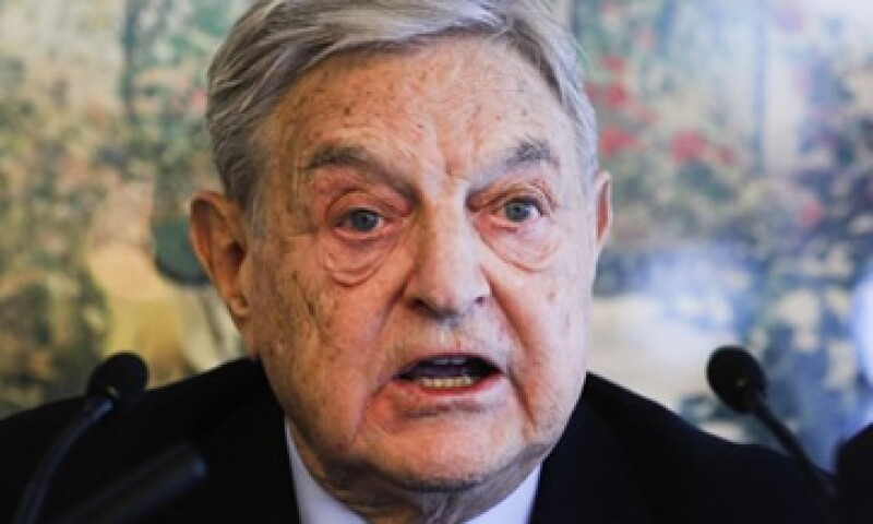 La contribución de Soros fue revelada en una reunión de donantes en Nueva York. (Foto: Reuters)