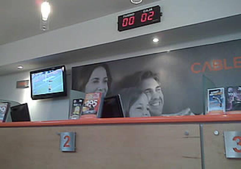 Cablevisión ha tenido fallas en el servicio de Atención a Clientes desde el domingo por la tarde. (Foto: Verónica Galán)