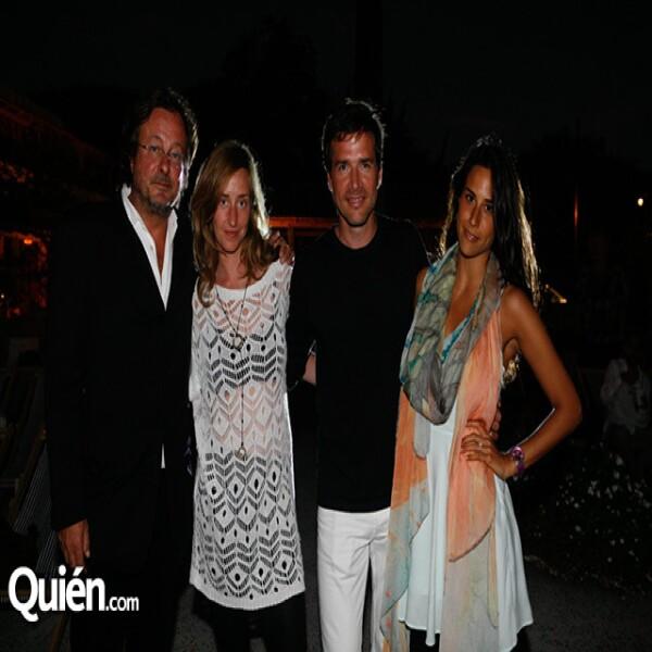 Filippo Brignone, Victoria Dearing,Matt Seattle,María Alfonsin