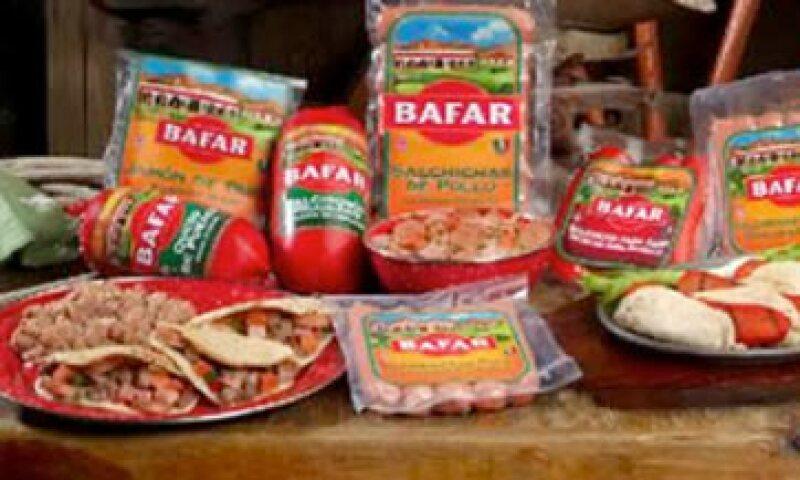 Grupo Bafar es uno de los principales productores de productos cárnicos en México. (Foto: Tomada de twitter.com/PresidenciaMX )