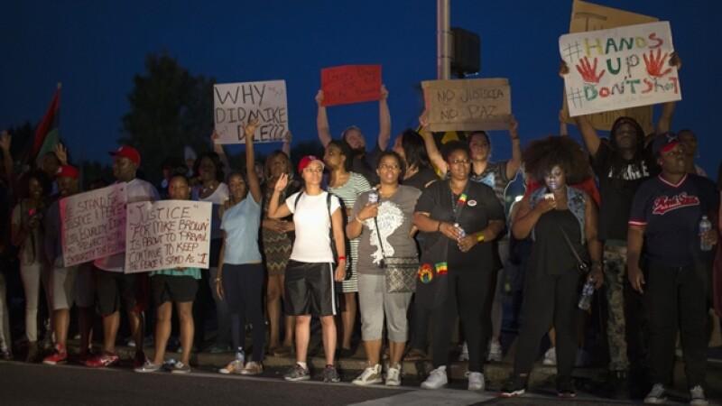 Ferguson protestas Missouri