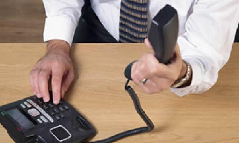 La telefónica regiomontana  cerró 2012 con una pérdida operativa de 535 millones de pesos. (Foto: Archivo)
