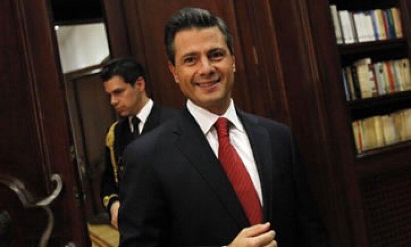 Enrique Peña Nieto, presidente de México. (Foto: Reuters)