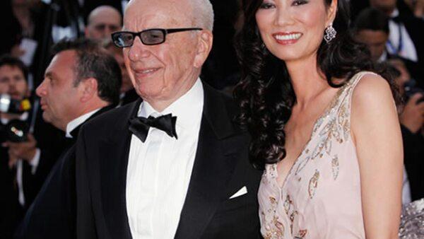 El magnate australiano de 83 años interpuso la demanda este jueves ante el Tribunal Supremo de Nueva York para poner fin a su matrimonio de casi 14 años con Wendi Deng.