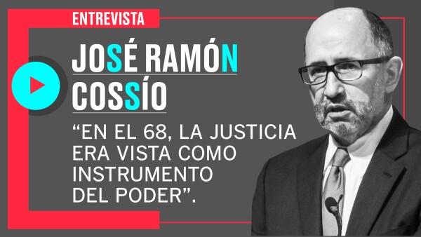 José Ramón Cossío portada