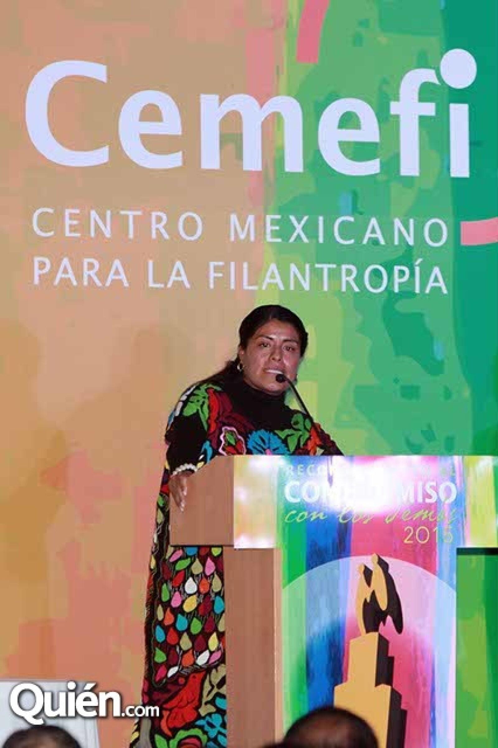 Eufrosina Cruz