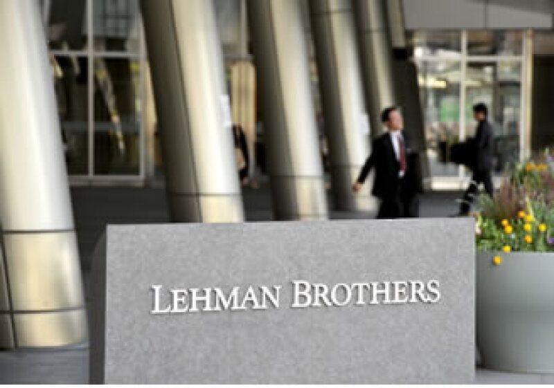 Lehman Brothers se declaró en bancarrota en septiembre de 2008, golpeando al sistema financiero mundial. (Foto: AP)