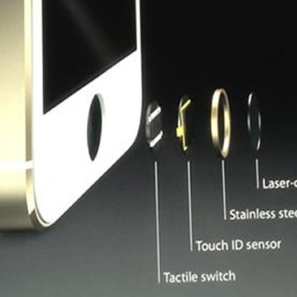 iPhone huellas dactilares