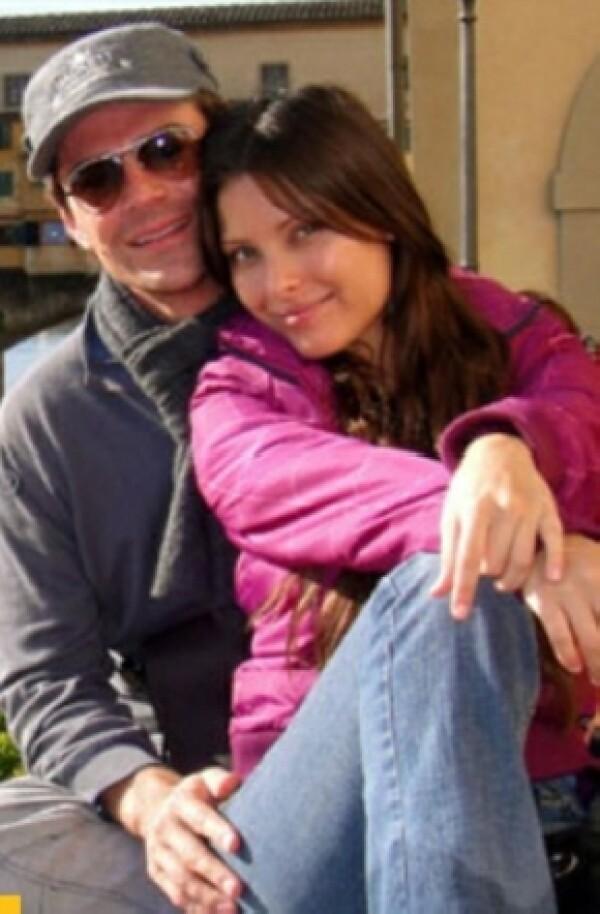 Héctor Arredondo y Carla Hernández terminaron su relación en octubre del año pasado pero aún eran cercanos.