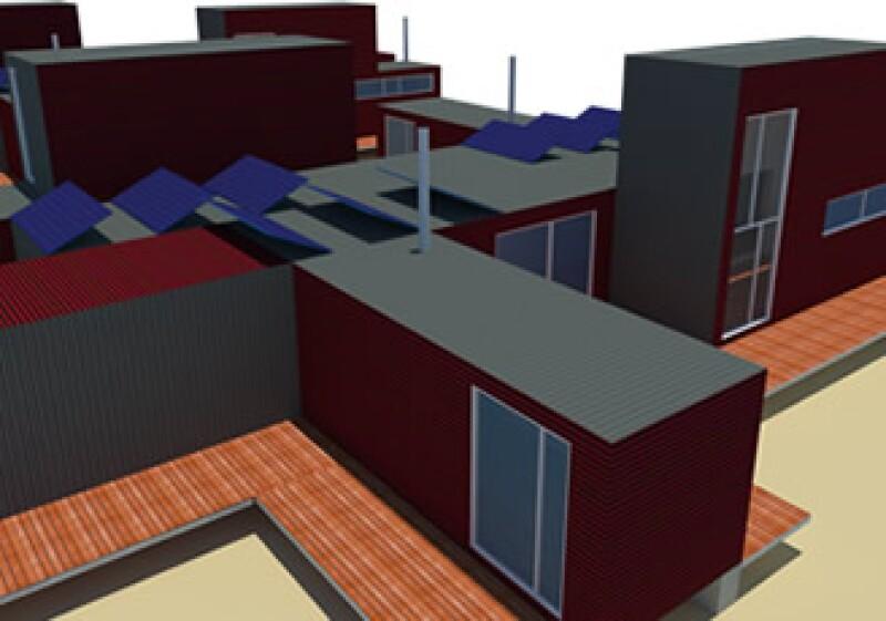 El arquitecto mexicano Marco Pulido participará en el concurso de proyectos de vivienda para la reconstrucción de Haití. (Foto: Cortesía Marco Pulido)
