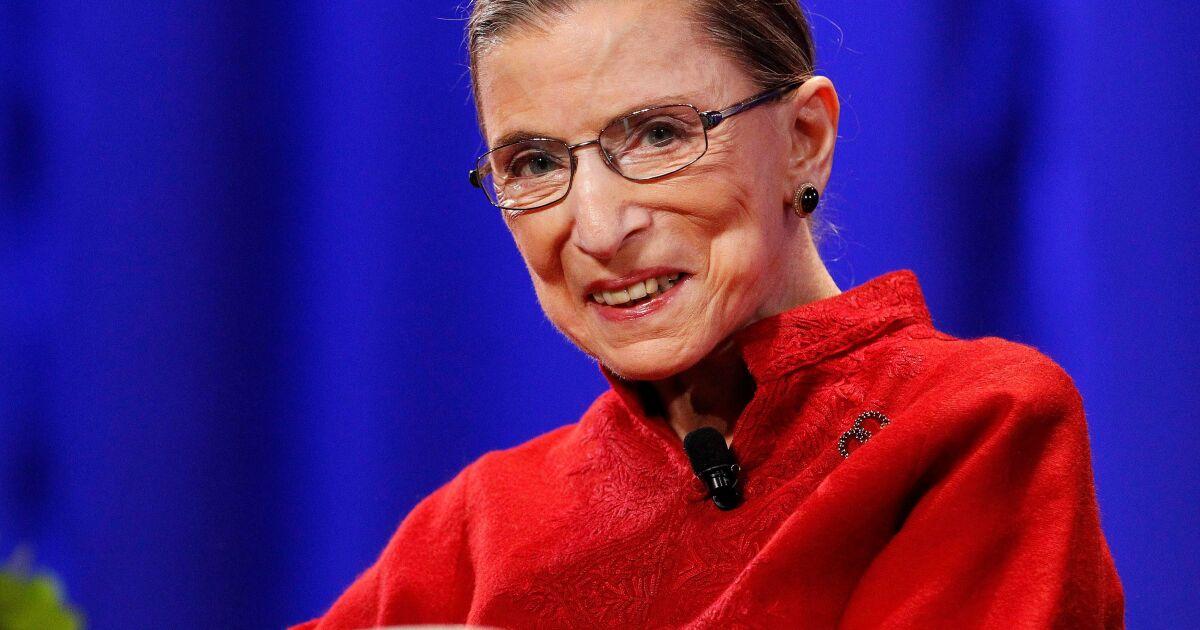 Ruth Bader Ginsburg, jueza de la Corte Suprema de EU, muere a los 87 años