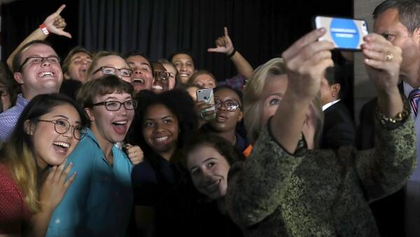 En busca del voto joven