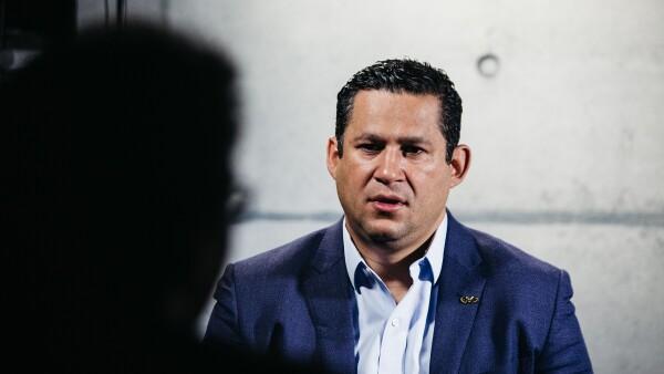 Alianza Centro-Bajío-Occidente Diego Sinhue Rodríguez