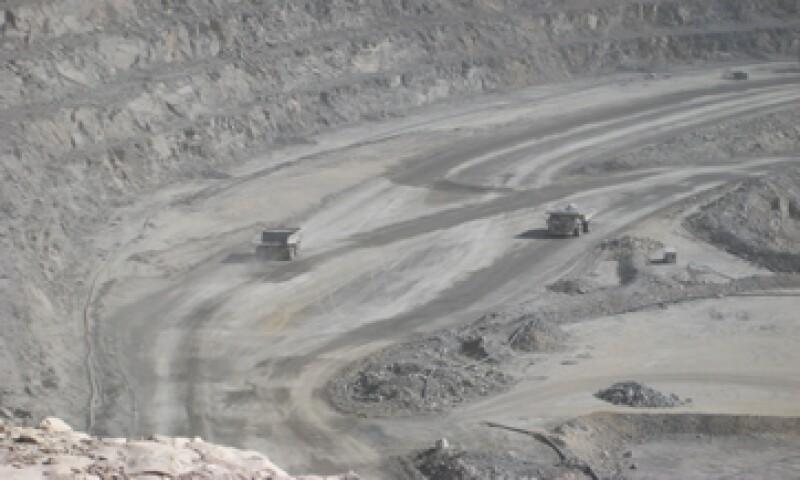 Peñasquito es la mina que más flujo de operación aporta a las operaciones globales de Goldcorp Inc. (Foto: Cortesía de Goldcorp)