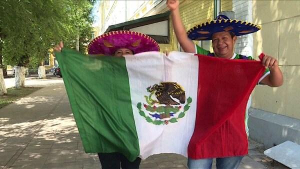 Con temor y esperanza, los mexicanos esperan el encuentro frente a Brasil