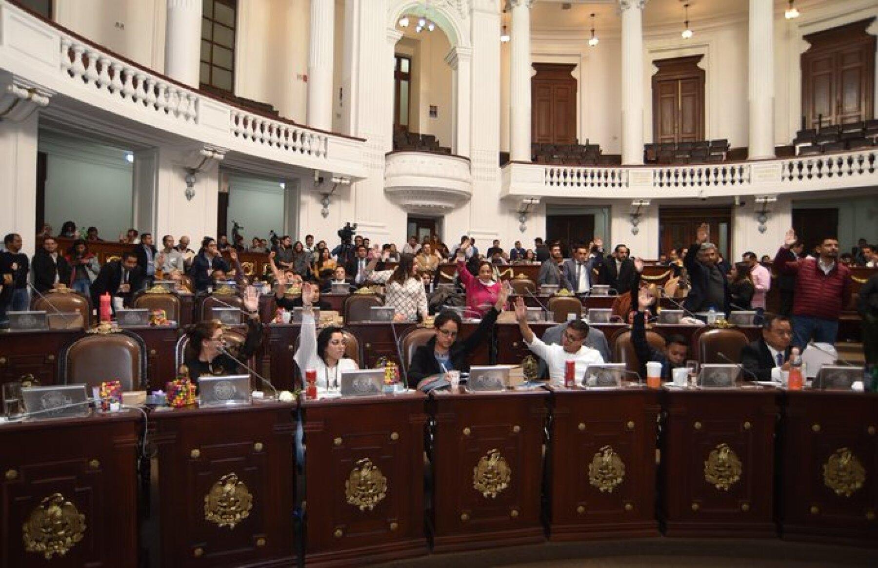Congreso de la CDMX