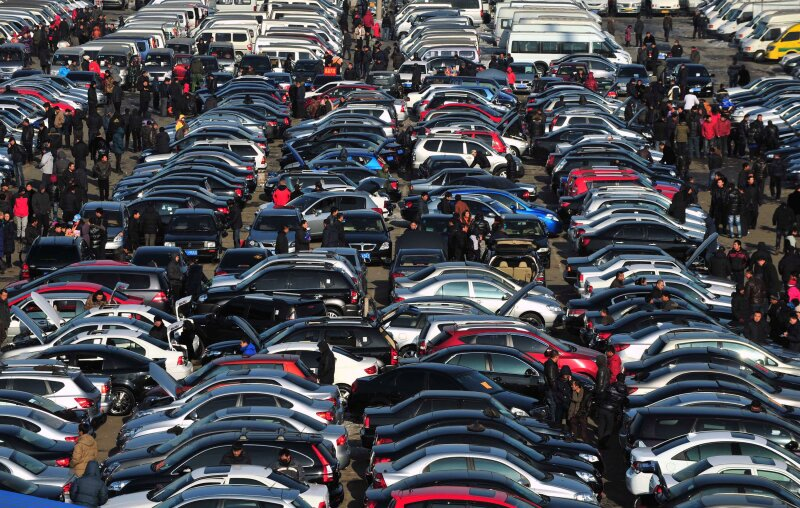 China Estados Unidos aranceles autos
