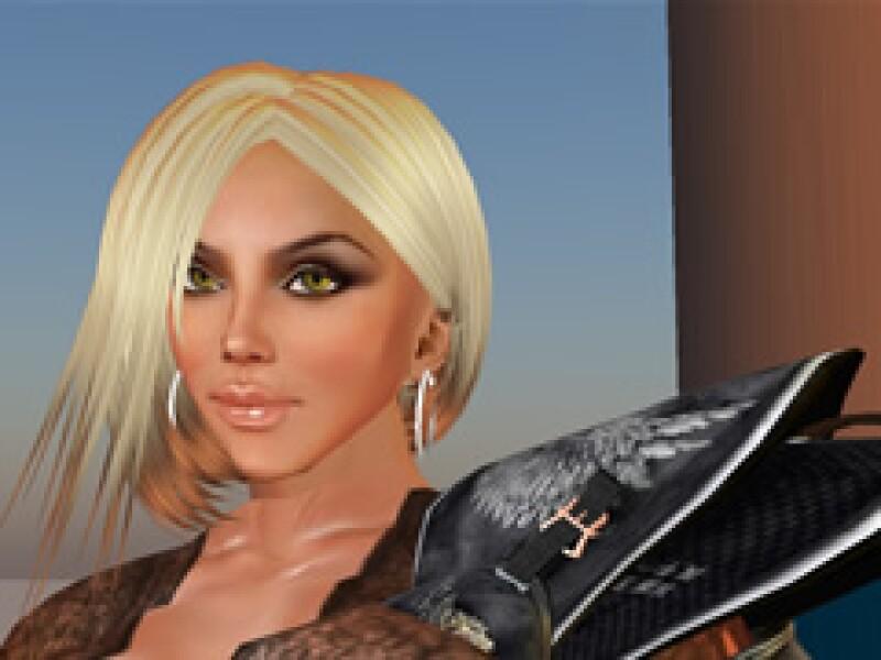 Sonia tiene 21 años y se gana la vida como escort en SL. (Foto: Cortesía)