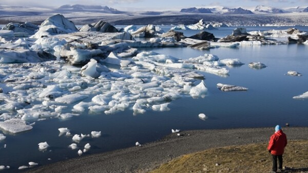 glaciares en islandia