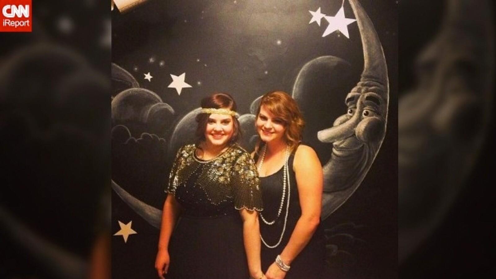 vestimenta fiesta 1920 great Gatsby