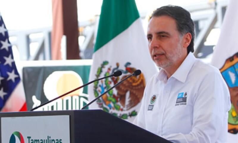 Bruno Ferrari, secretario de Economía aseguró que México se verá afectado por el entorno económico. (Foto: Cortesía Secretaría de Economía)
