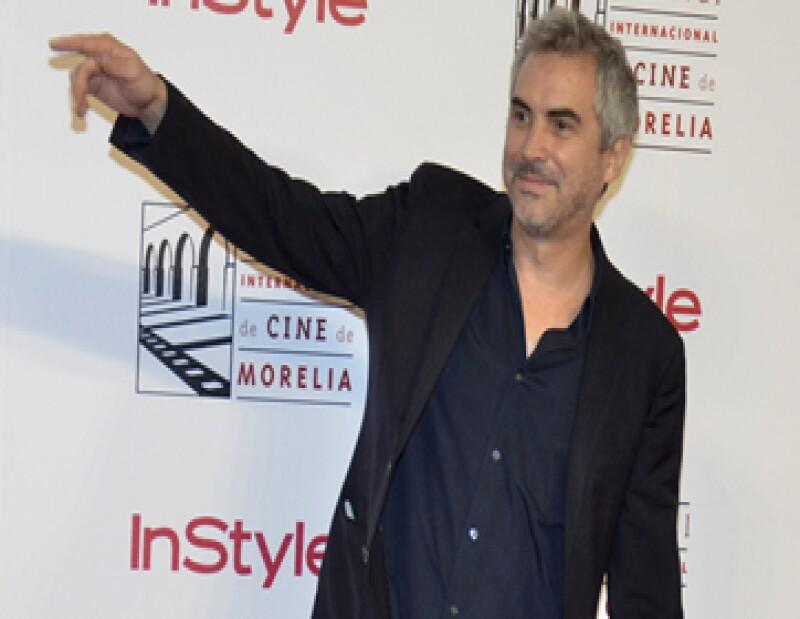 Este año, el cineasta mexicano forma parte del lista de personalidades influyentes del mundo, y claro ha sido por su tenacidad y la originalidad en sus producciones.