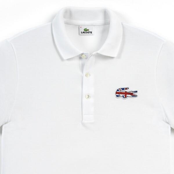 La marca presentó su nueva colección de playeras tipo polo, para celebrar los Juegos Olímpicos que se realizarán en Londres.
