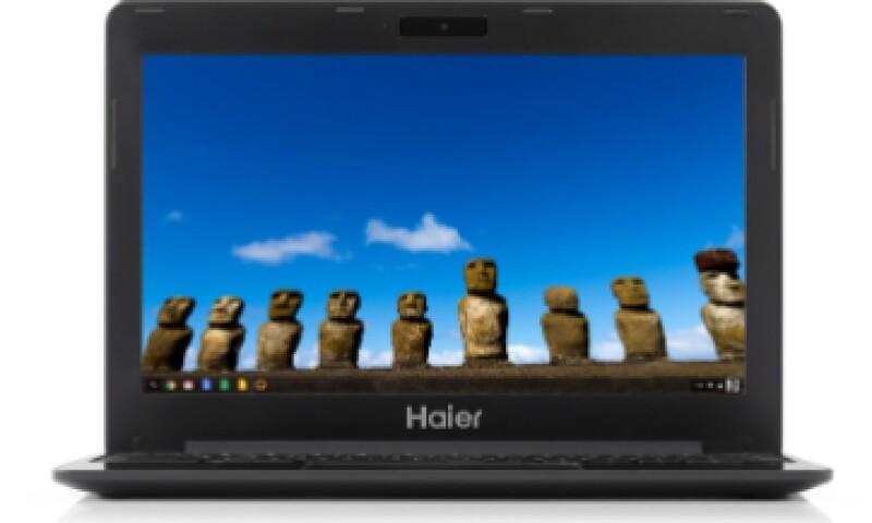 Haier se une a las marcas que usan Chrome OS en sus computadoras. (Foto: Google/Cortesía)