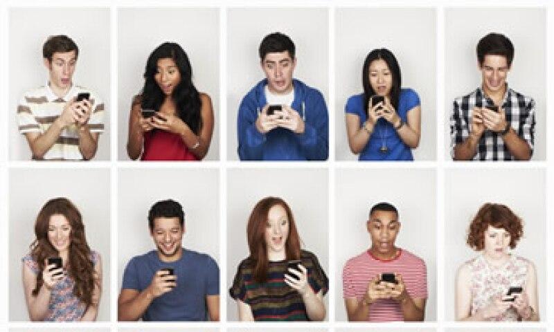 El BlackBerry sigue siendo popular en muchos mercados emergentes, en parte debido a su popular sistema de mensajería BBM.  (Foto: Getty Images)
