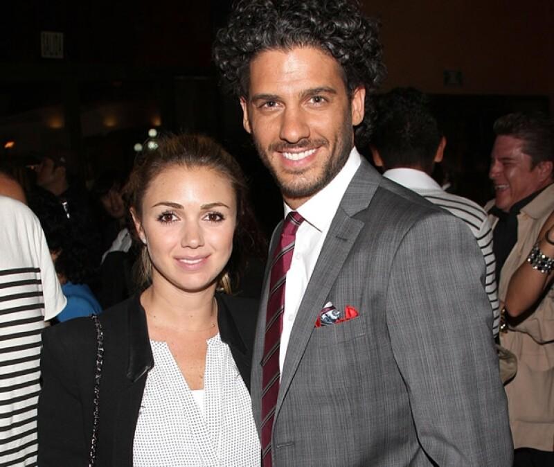 Karla y Érick se casaron en 2010.