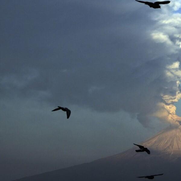 Más de 30 millones de personas tienen a la vista el coloso, situado entre el Estado de México, Puebla y Morelos.