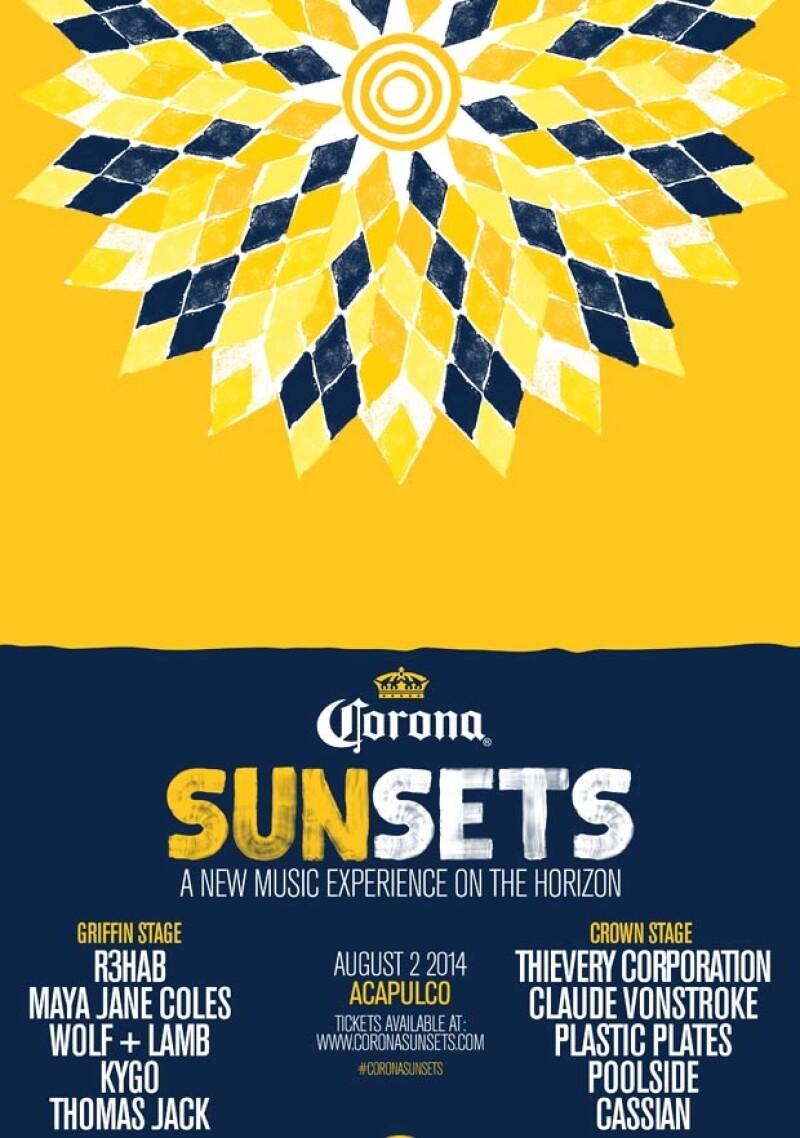 El bello puerto será sede de este festival de música en el que ya está más que confirmado el line up, entre los que se encontrarán este 2 de agosto están REHAB, Maya Jane Coles, entre otros.