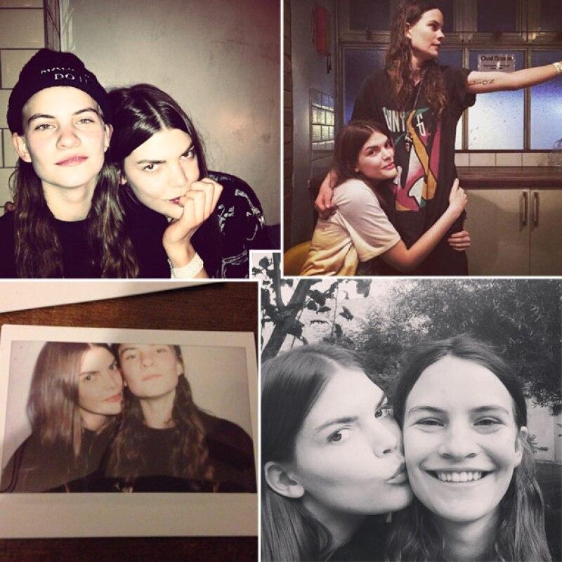 Desde hace un par de años, Eliot inició una relación con la modelo austriaca Lucie Von Alten, con quien vive actualmente en Londres.
