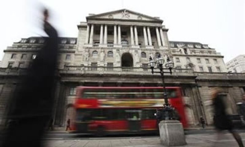 Las tasas de interés se mantienen en el mínimo de 0.5% desde marzo de 2009. (Foto: Reuters)