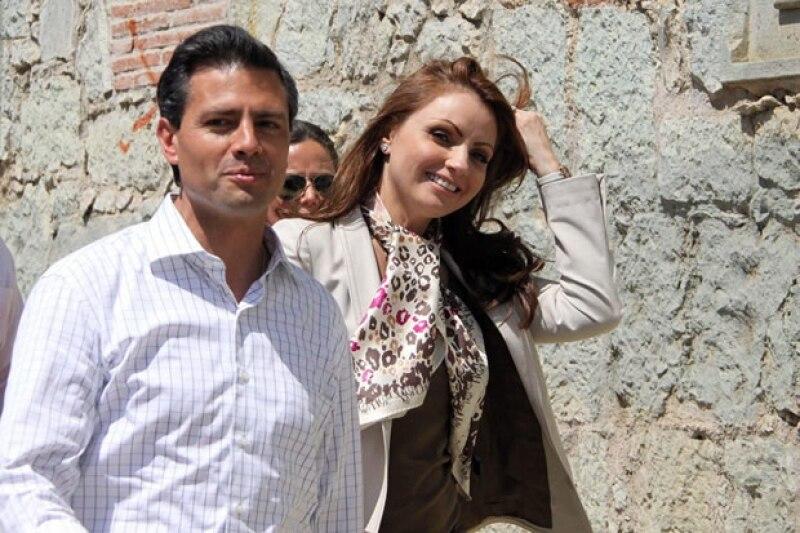 Al menos es lo que asegura la candidata del PAN a la presidencia de México, Josefina Vázquez Mota, quien también culpa al partido opositor de espionaje telefónico en su contra.