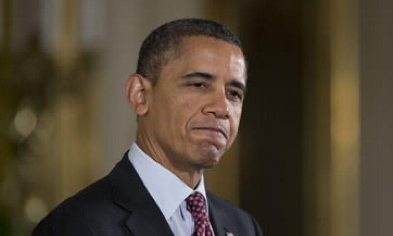 El presidente demócrata defendió en general la salud de la economía del país. (Foto: AP)