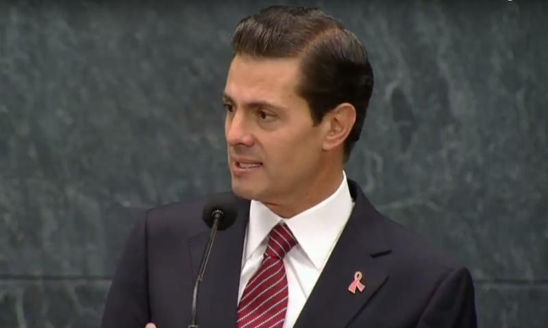 Enrique Peña Nieto reforma educativa