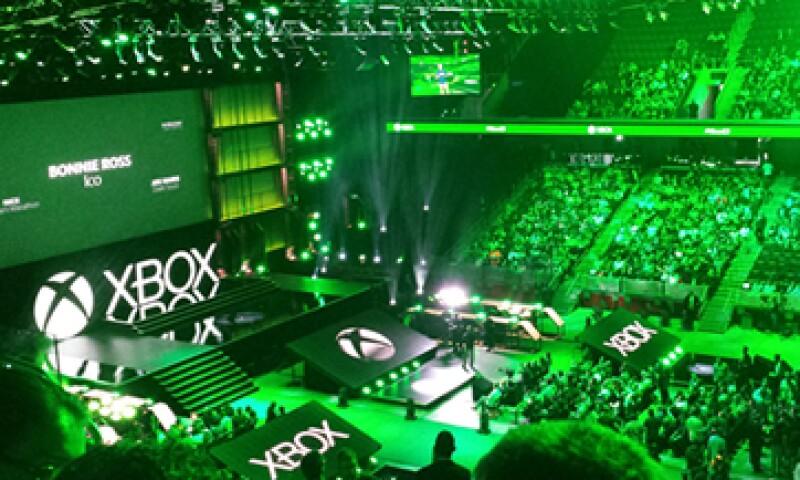 Microsoft también habló sobre la herramienta para desarrolladores ID@Xbox. (Foto: Hugo Juárez)