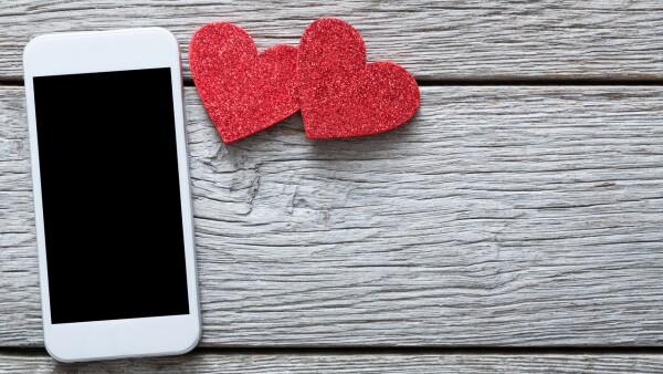 teléfono corazón