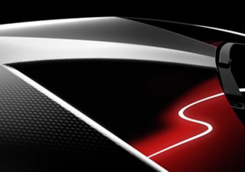 La firma ha realizado la misma estrategia de marketing en los dos últimos shows del automóvil de París. (Foto: Conduciendo.com)
