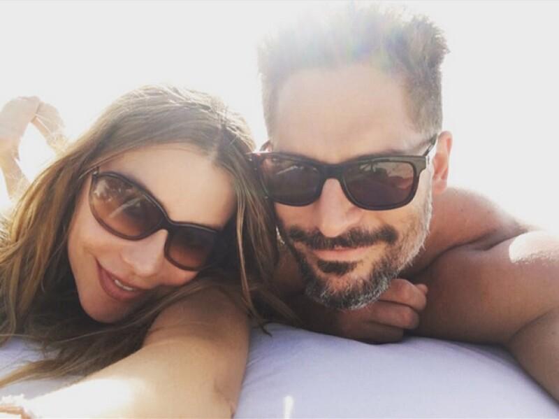 Los actores se dieron una romántica escapada a una islas privadas, donde se encuentran disfrutando de la playa y los increíbles paisajes del lugar.