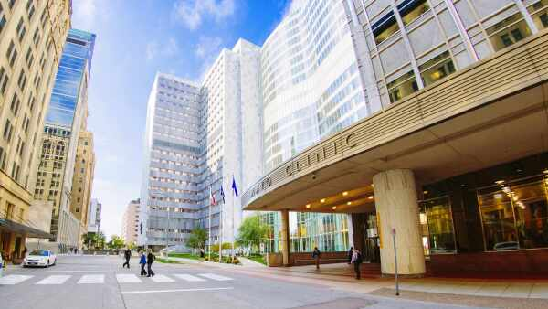 Centros de Mayo Clinic