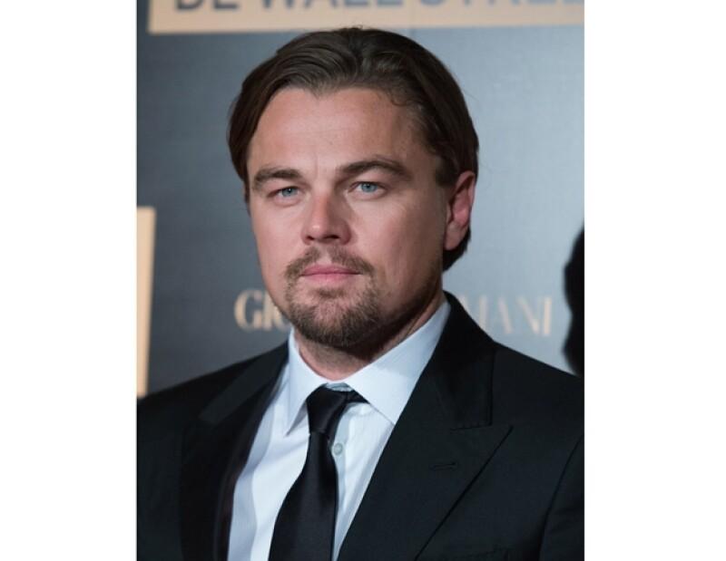 Leonardo DiCaprio y su hermanastro soñaban en convertirse en estrellas de cine.