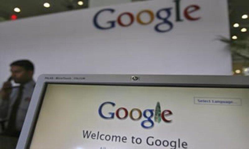 Google generó 38,000 millones de dólares en ingresos el año pasado. (Foto: Reuters)